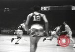Image of basketball game New York United States USA, 1940, second 10 stock footage video 65675057685