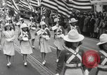 Image of draftees Philadelphia Pennsylvania USA, 1940, second 10 stock footage video 65675057686