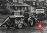 Image of Fordson tractors Detroit Michigan USA, 1920, second 4 stock footage video 65675057702