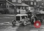 Image of Fordson tractors Detroit Michigan USA, 1920, second 8 stock footage video 65675057702