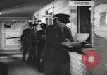 Image of Soldiers being discharged from the Army Utah United States USA, 1945, second 7 stock footage video 65675057704