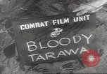 Image of invasion of Tarawa Pacific Ocean, 1944, second 3 stock footage video 65675057711