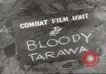 Image of invasion of Tarawa Pacific Ocean, 1944, second 4 stock footage video 65675057711