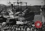 Image of invasion of Tarawa Pacific Ocean, 1944, second 2 stock footage video 65675057714