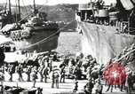 Image of invasion of Tarawa Pacific Ocean, 1944, second 6 stock footage video 65675057714