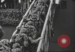 Image of invasion of Tarawa Pacific Ocean, 1944, second 12 stock footage video 65675057714