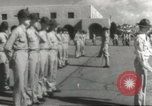 Image of Marine Corps recruits San Diego California USA, 1939, second 10 stock footage video 65675057718