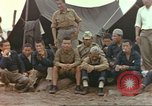 Image of Korean prisoners Iwo Jima, 1945, second 2 stock footage video 65675057727