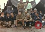 Image of Korean prisoners Iwo Jima, 1945, second 6 stock footage video 65675057727