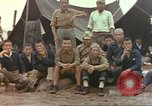 Image of Korean prisoners Iwo Jima, 1945, second 7 stock footage video 65675057727
