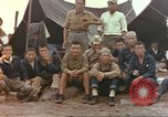 Image of Korean prisoners Iwo Jima, 1945, second 8 stock footage video 65675057727