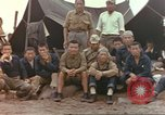 Image of Korean prisoners Iwo Jima, 1945, second 9 stock footage video 65675057727
