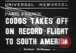 Image of Paul Codos Paris France, 1937, second 2 stock footage video 65675057736