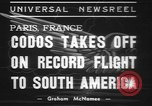 Image of Paul Codos Paris France, 1937, second 3 stock footage video 65675057736