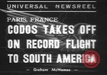 Image of Paul Codos Paris France, 1937, second 9 stock footage video 65675057736