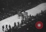 Image of six day bike race New York United States USA, 1937, second 12 stock footage video 65675057742