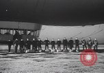 Image of naval parachute jumping school New Jersey United States USA, 1937, second 10 stock footage video 65675057743