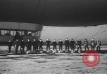 Image of naval parachute jumping school New Jersey United States USA, 1937, second 11 stock footage video 65675057743
