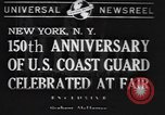 Image of 150th anniversary New York United States USA, 1940, second 1 stock footage video 65675057746