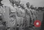 Image of parachute platoon New Jersey United States USA, 1940, second 10 stock footage video 65675057747