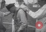 Image of parachute platoon New Jersey United States USA, 1940, second 12 stock footage video 65675057747