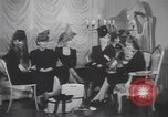 Image of fur hats New York United States USA, 1940, second 10 stock footage video 65675057748
