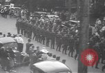 Image of Red Cross parade Moncton Canada, 1940, second 9 stock footage video 65675057750