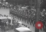 Image of Red Cross parade Moncton Canada, 1940, second 10 stock footage video 65675057750