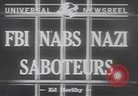Image of Nazi spies United States USA, 1942, second 5 stock footage video 65675057751