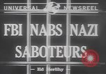 Image of Nazi spies United States USA, 1942, second 6 stock footage video 65675057751