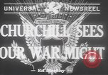 Image of Winston Churchill South Carolina United States USA, 1942, second 4 stock footage video 65675057752