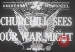 Image of Winston Churchill South Carolina United States USA, 1942, second 5 stock footage video 65675057752