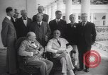 Image of Winston Churchill Washington DC USA, 1942, second 7 stock footage video 65675057753