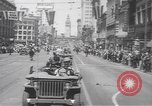 Image of World War II heroes San Francisco California USA, 1942, second 7 stock footage video 65675057762