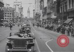 Image of World War II heroes San Francisco California USA, 1942, second 10 stock footage video 65675057762