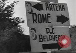 Image of Liberation of Rome Italy, 1944, second 6 stock footage video 65675057766