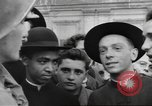 Image of Liberation of Rome Rome Italy, 1944, second 9 stock footage video 65675057772