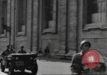 Image of Liberation of Rome Rome Italy, 1944, second 1 stock footage video 65675057773