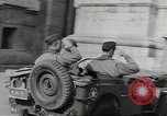Image of Liberation of Rome Rome Italy, 1944, second 6 stock footage video 65675057773