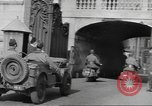 Image of Liberation of Rome Rome Italy, 1944, second 7 stock footage video 65675057773