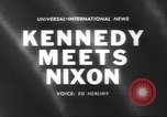 Image of John F Kennedy Key Biscayne Florida USA, 1960, second 2 stock footage video 65675057774