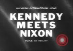 Image of John F Kennedy Key Biscayne Florida USA, 1960, second 5 stock footage video 65675057774