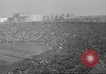 Image of football game Minneapolis Minnesota USA, 1960, second 7 stock footage video 65675057775
