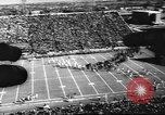 Image of football game Oklahoma United States USA, 1960, second 4 stock footage video 65675057776