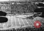 Image of football game Oklahoma United States USA, 1960, second 5 stock footage video 65675057776