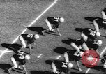 Image of football game Oklahoma United States USA, 1960, second 8 stock footage video 65675057776