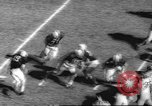 Image of football game Oklahoma United States USA, 1960, second 9 stock footage video 65675057776