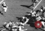 Image of football game Oklahoma United States USA, 1960, second 10 stock footage video 65675057776