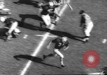 Image of football game Oklahoma United States USA, 1960, second 11 stock footage video 65675057776