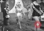 Image of Miss World pageant London England United Kingdom, 1960, second 3 stock footage video 65675057782